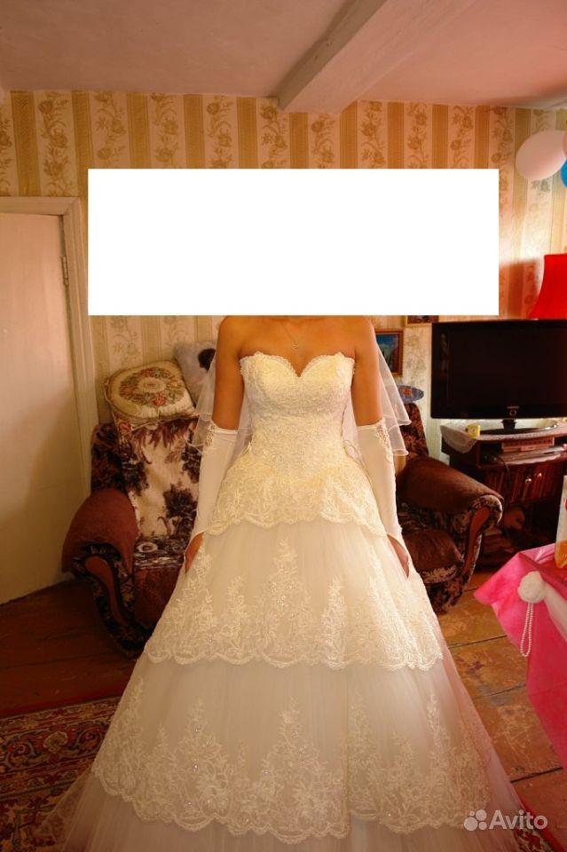 Свадебное платье в нижнем тагиле