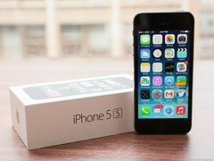 iPhone 5 iOS 7 новый