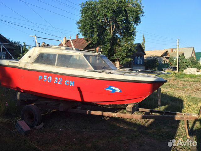 лодки и катера в саратовской обл