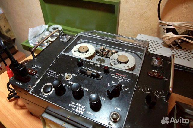 Магнитофон проволочный мн-61