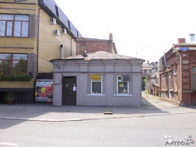 AVITO.ru - Продам квартиру под коммерцию в Армавире.