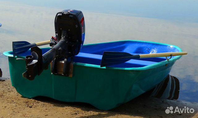 лодки моторно гребные тримаран