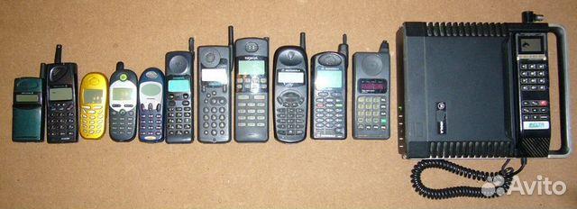 Раритетные телефоны в спб