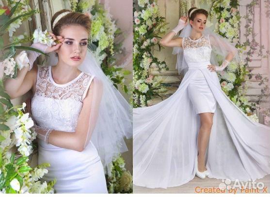 свадебные платья для невысоких девушек купить