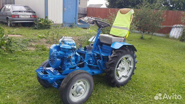 Движки к самодельному трактору