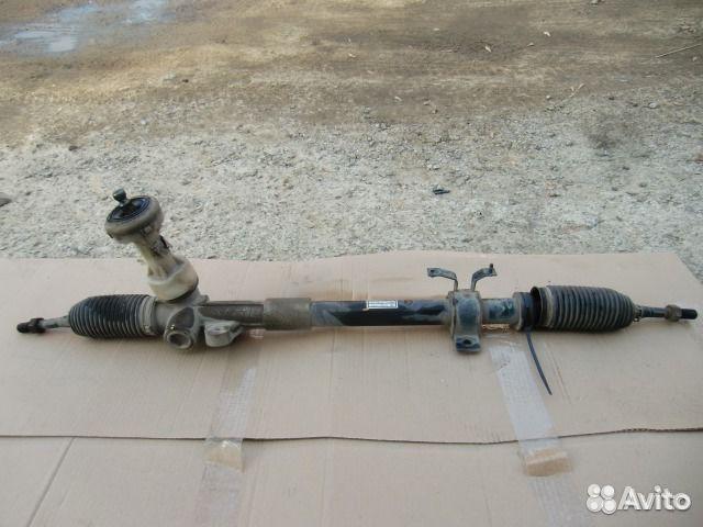 Ремонт рулевой рейки ix35
