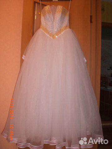 Объявление о продаже Два свадебных платья в Краснодарском крае на Avito.