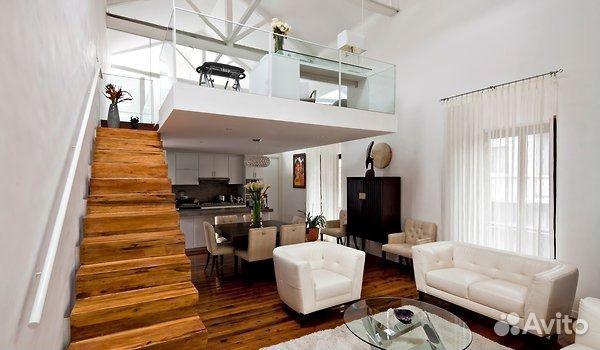 Дизайн квартир с высоким потолком