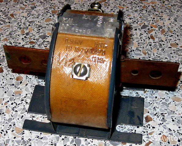 Трансформатор тока т-066 1000/5, класс точности 0,5 5ва (самара)