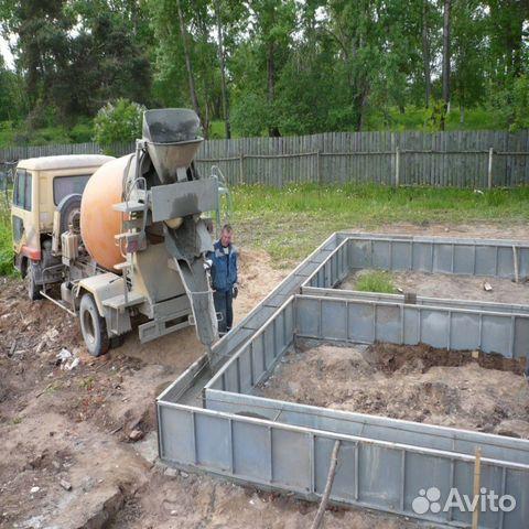 Изготовление бетона м350