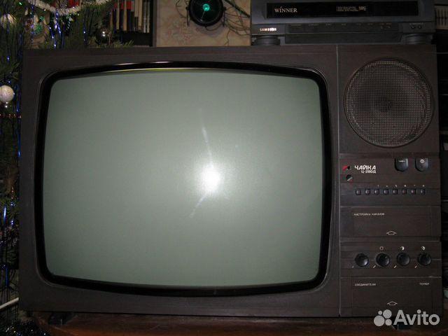 Телевизор Чайка Ц-280Д