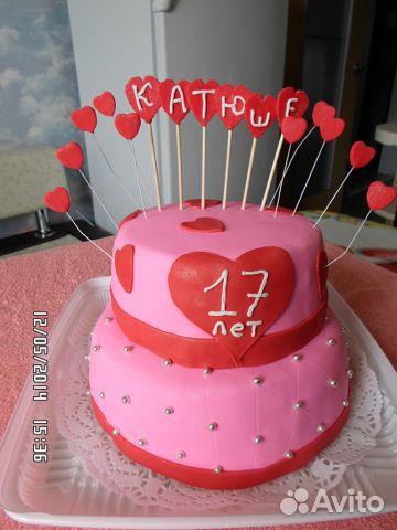 """Объявление  """"Торты на заказ """" (5 фотографий).  Торт из памперсов для новорожденного (мальчика) в Челябинске."""