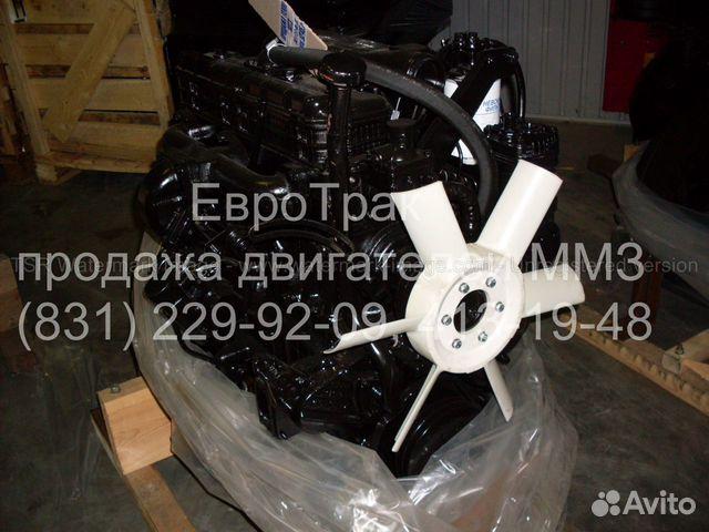 Двигатель Д-245.7Е2-1807 на