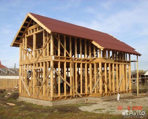 """Утеплителем при строительстве каркасного дома служит минеральная вата,  """"Эковата """", пенополистирол или пенополиуретан."""