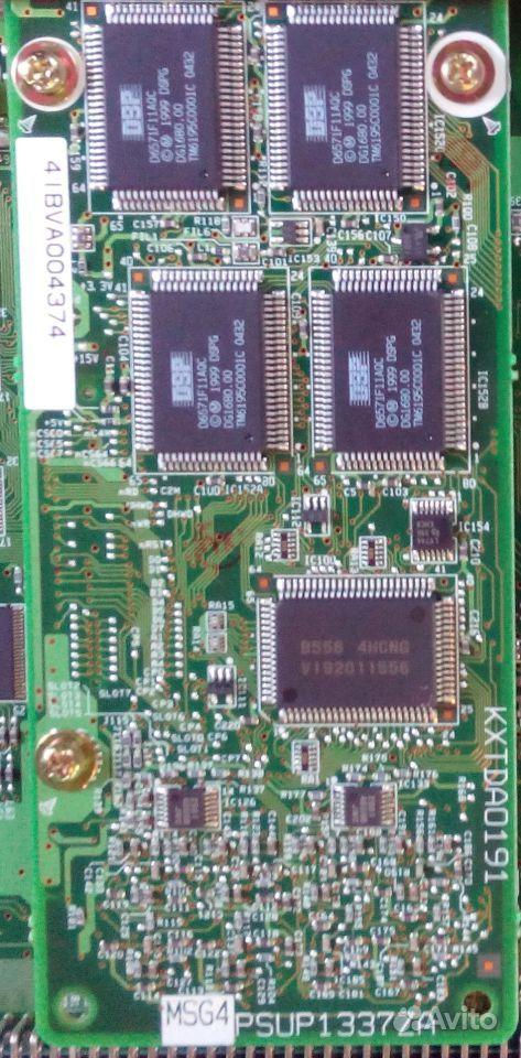 Panasonic KX-TDA0191 XJ модуль
