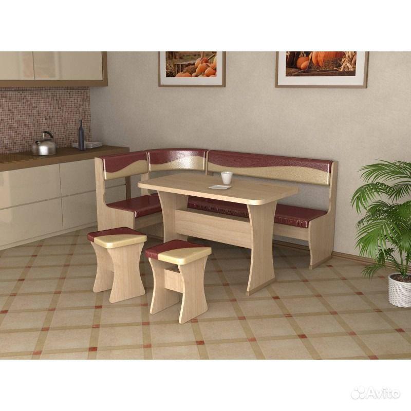 Кухонный уголок  крым