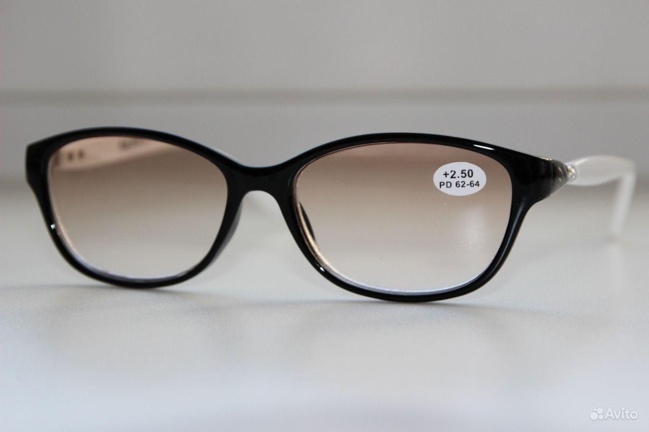 Готовые очки с диоптриями 9 фотография