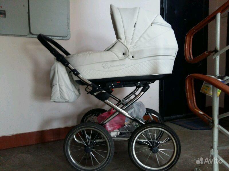 Детская коляска Esperanza Classic от www lapababy ru
