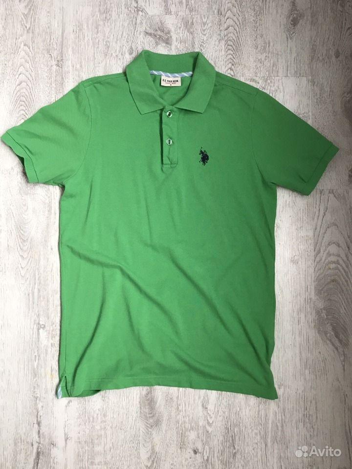 26659eddb543d Поло рубашка U.S. polo assn. Размер S 44-46 | Festima.Ru ...