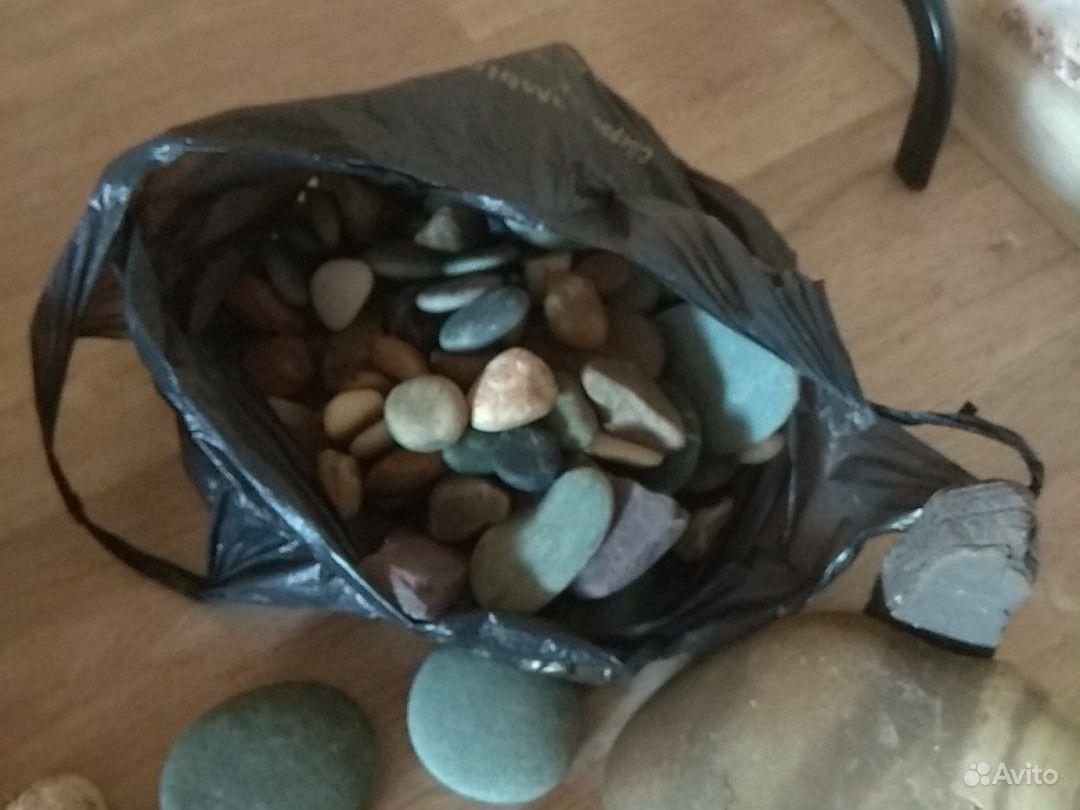 Камни и грунт для аквариума. около 40 кг купить на Зозу.ру - фотография № 2