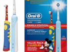 Набор oral-B family pack (professional care 500 +