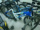 Велосипед с документами