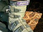 Горнолыжные ботинки lange XR