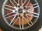 Колеса в сборе r18. vw touareg. Audi q7.255/55 R18