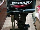 Лодочный мотор Mercury 15 объявление продам