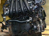 Двигатель (двс) Daewoo Kalos 1.2 бензин (B12S1) — Запчасти и аксессуары в Самаре