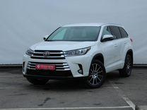 Toyota Highlander, 2018 г., Краснодар