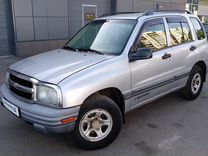Chevrolet Tracker, 2003 г., Санкт-Петербург