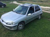 Peugeot 106, 1998 г., Воронеж