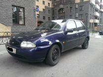 Ford Fiesta, 1998 г., Санкт-Петербург