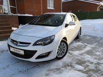 Opel Astra, 2014 г., Екатеринбург