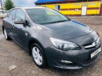 Opel Astra, 2013 г., Барнаул
