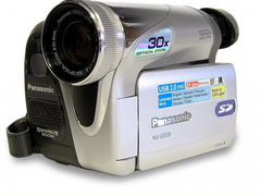 Видеокамера Panasonic NV-GS35 формата MiniDV