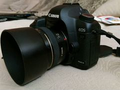 Canon 5D mark II body (пробег 14 000)