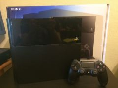 Play station 4, 500gb