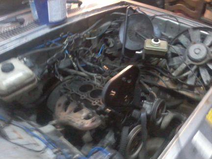 Ремонт двигателей крайслер на