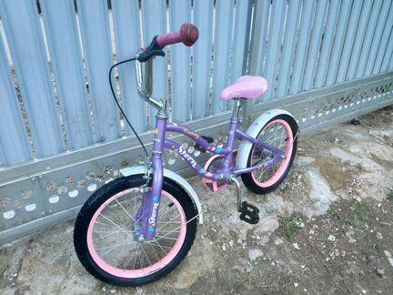 Детский велосипед Stern Fantasy 16 дюймов
