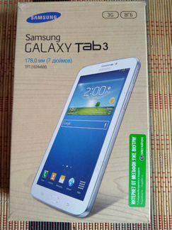 Планшет SAMSUNG Tab 3 SM-T211 объявление продам