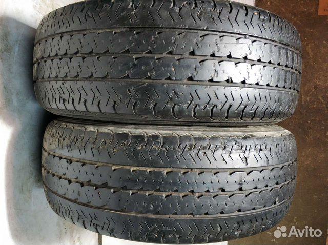 Pirelli Chrono 2 215/65 R15C 104/102T 2 шт (#220)