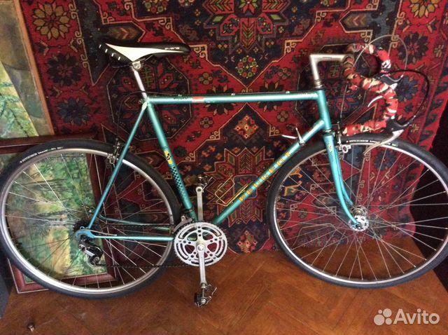 велосипед peugeot шоссейник