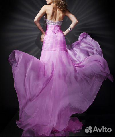 Авито ру платье на выпускной