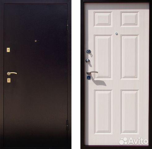 металлические двери от производителя голицыно