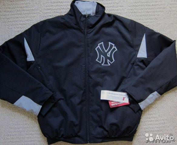 "Majestic ""NY yankees"" Fleece Lined"