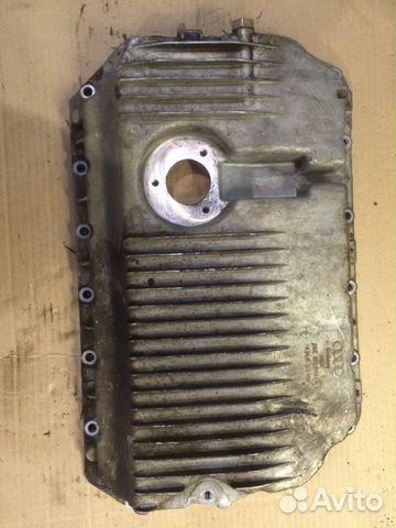 Поддон двигатель Ауди 06E103604G— фотография №1