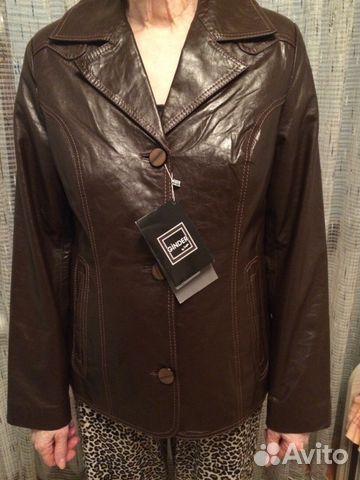 97ad05deeae Кожаные куртки новые