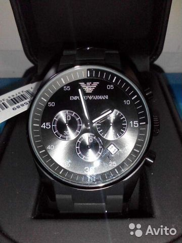 Новые Мужские Часы Emporio Armani Оригинал AR5889  a5cd509bec829